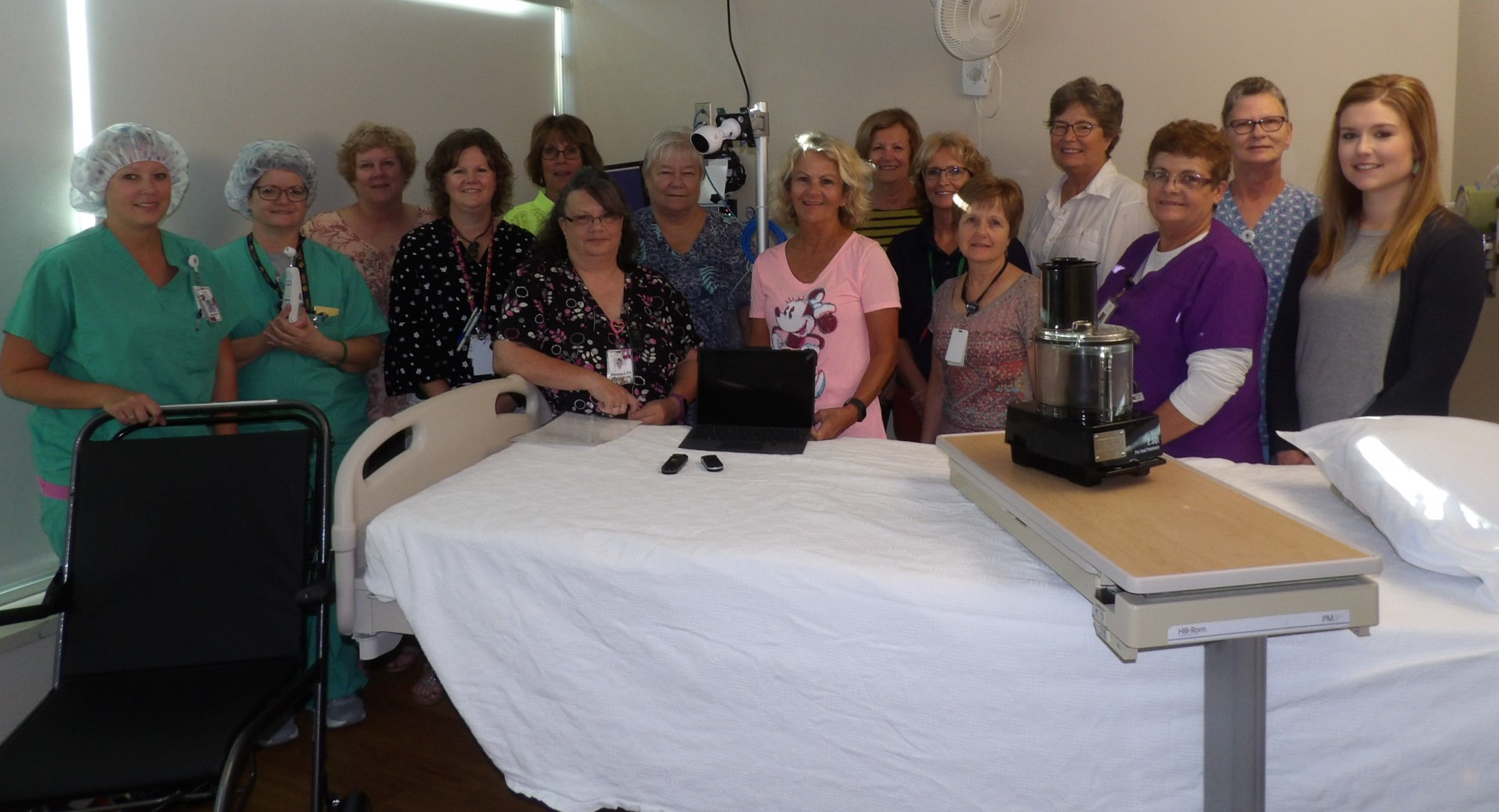 Loring Auxiliary Donates $7,900 to Loring Hospital